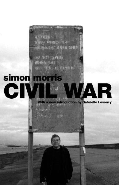 Simon Morris 'Civil War Special Edition' Book PRE-ORDER