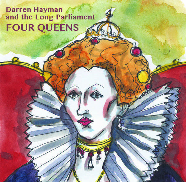 Darren Hayman And The Long Parliament 'Four Queens' - Cargo Records UK