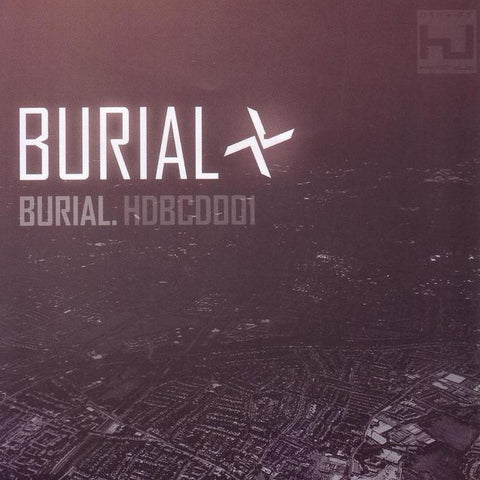 Burial 'Burial' - Cargo Records UK