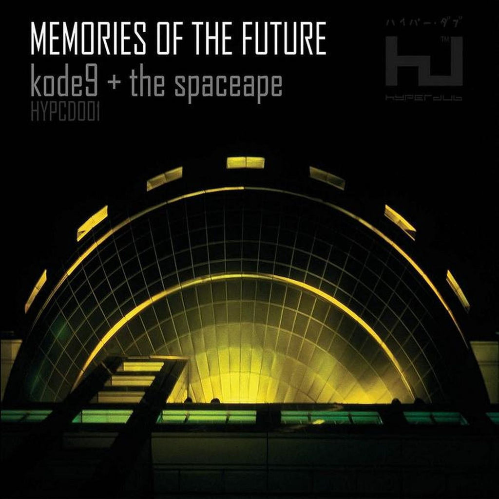 Kode9 & The Spaceape 'Memories Of The Future' - Cargo Records UK