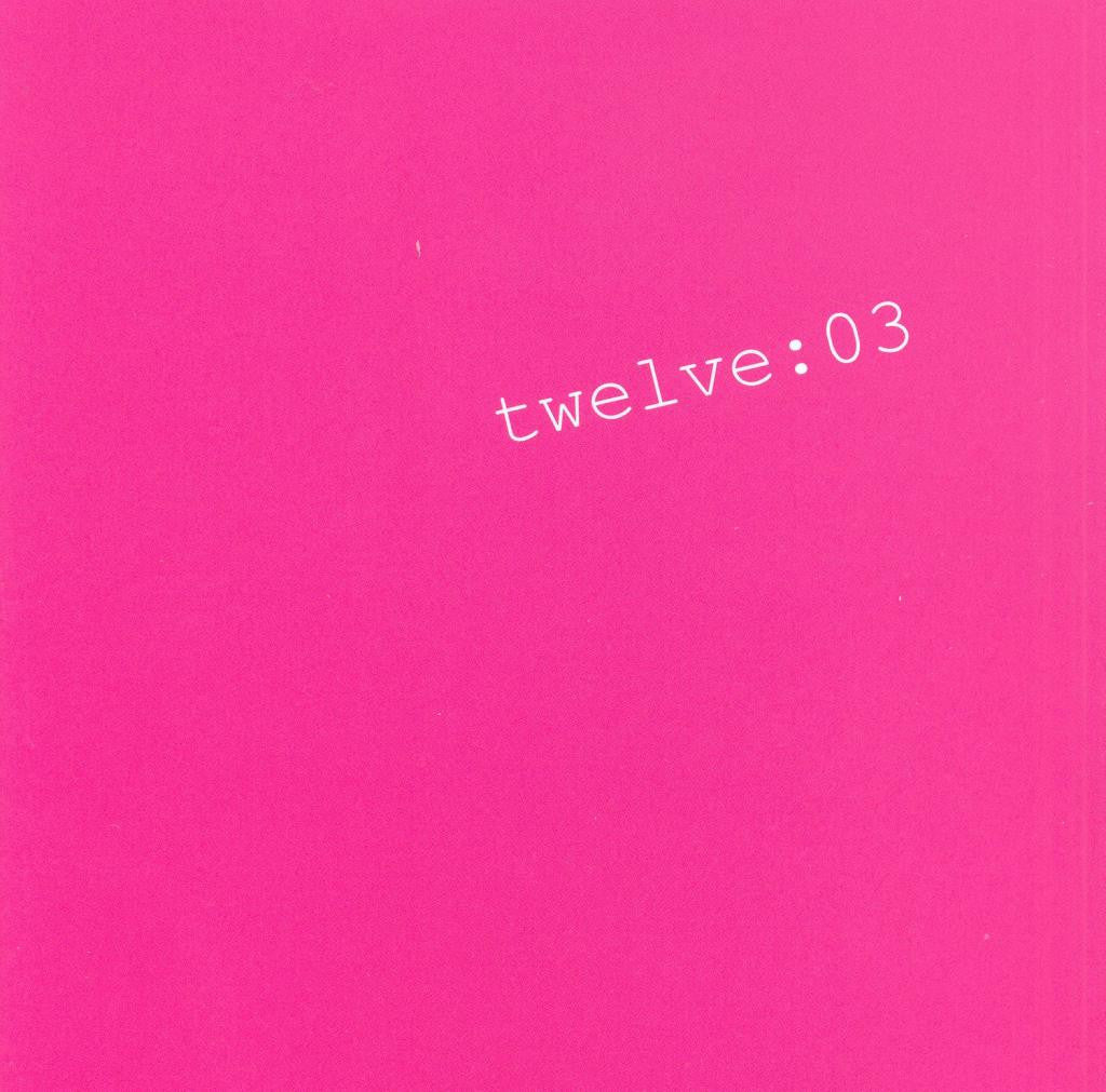 Twelve '3' - Cargo Records UK