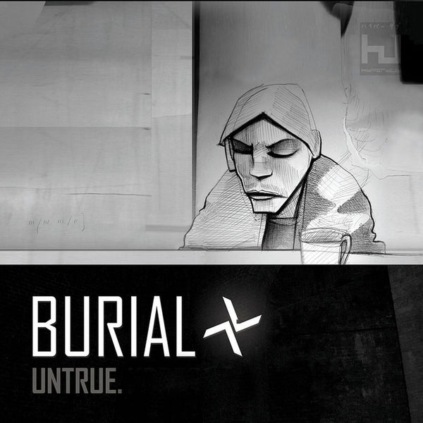 Burial 'Untrue' - Cargo Records UK