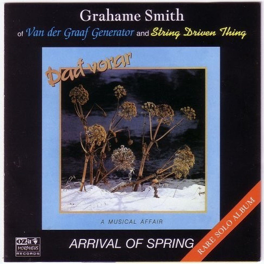 Grahame Smith 'Arrival of Spring' - Cargo Records UK