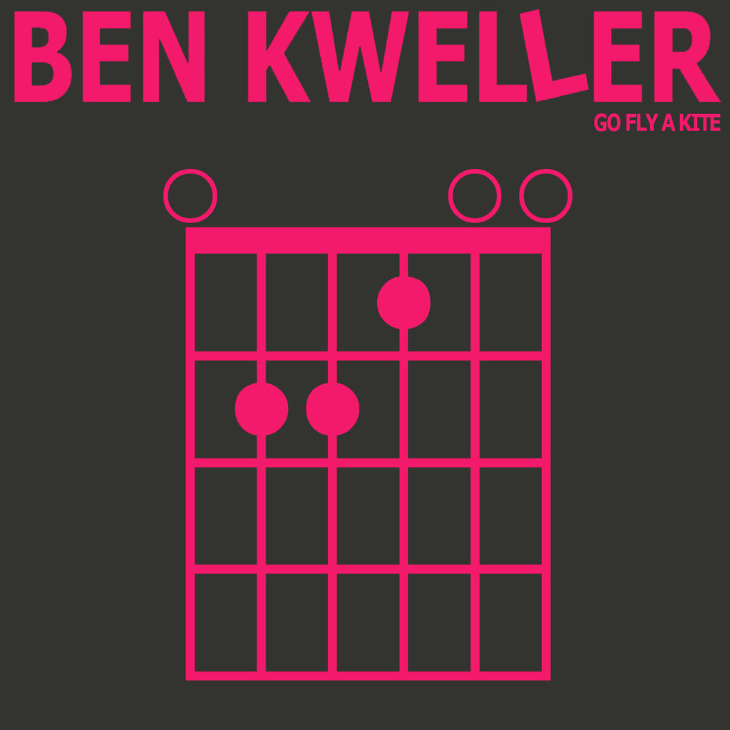 Ben Kweller 'Go Fly A Kite' - Cargo Records UK