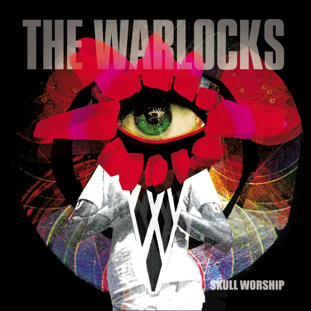 Warlocks 'Skull Worship' - Cargo Records UK