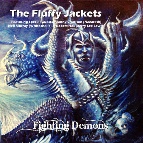 The Fluffy Jackets 'Fighting Demons' - Cargo Records UK