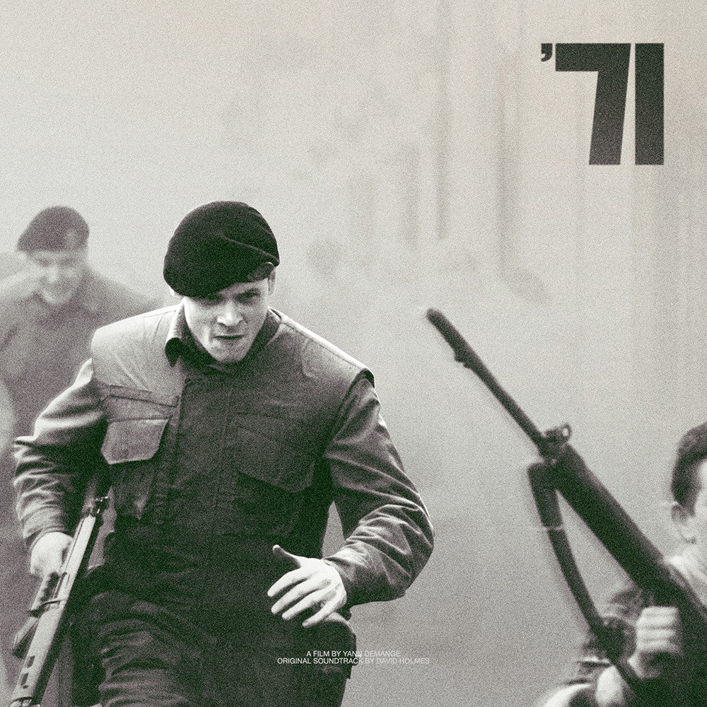 '71 'Original Soundtrack By David Holmes' - Cargo Records UK