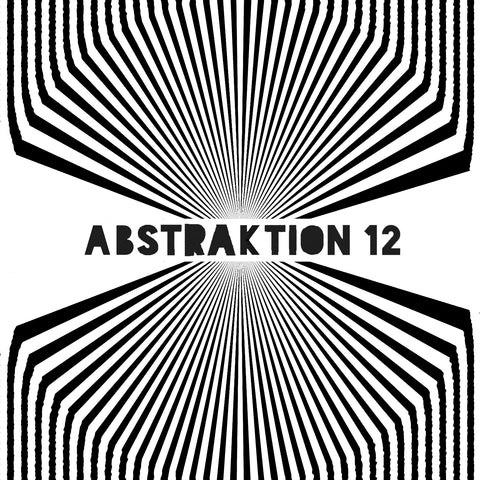 Six By Seven 'Abstraktion 12' Vinyl 2xLP
