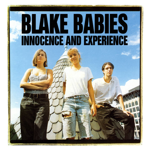 Blake Babies 'Innocence and Experience' Vinyl LP - Light Blue