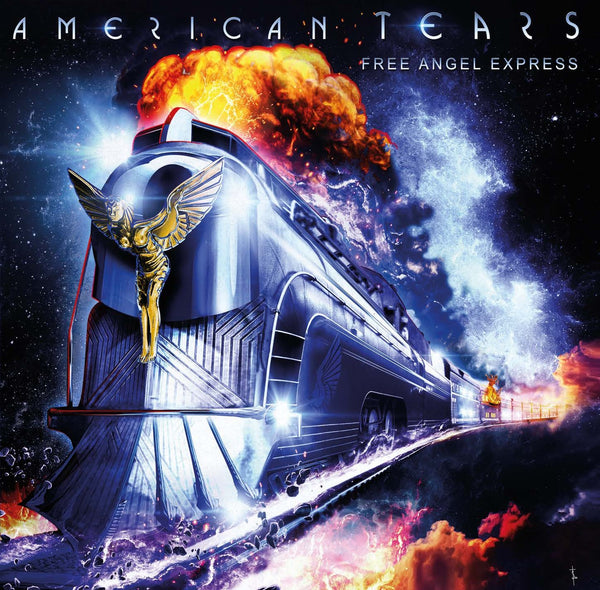 American Tears 'Free Angel Express' CD