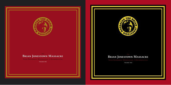 The Brian Jonestown Massacre 'Tepid Peppermint in Wonderland Vol.1 and 2 BUNDLE' - Cargo Records UK