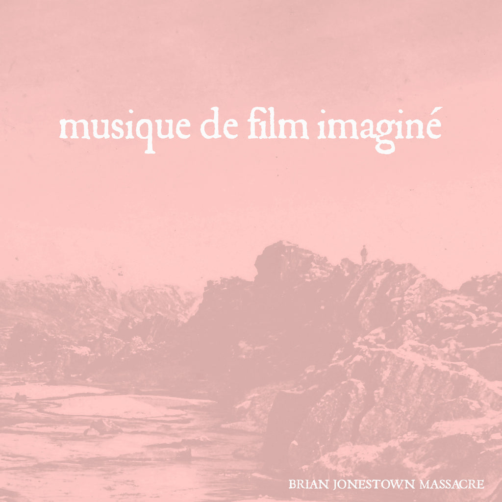 The Brian Jonestown Massacre 'Musique de film imaginé' - Cargo Records UK