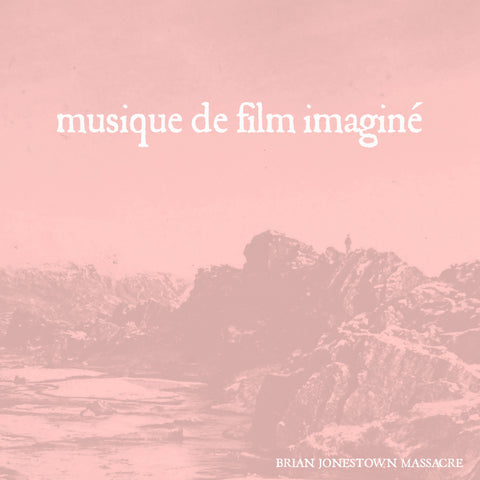 The Brian Jonestown Massacre 'Musique de film imaginé' - Cargo Records UK - 1