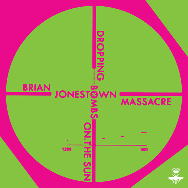 The Brian Jonestown Massacre 'Dropping Bombs On The Sun (UFO Paycheck)' PRE-ORDER - Cargo Records UK - 1