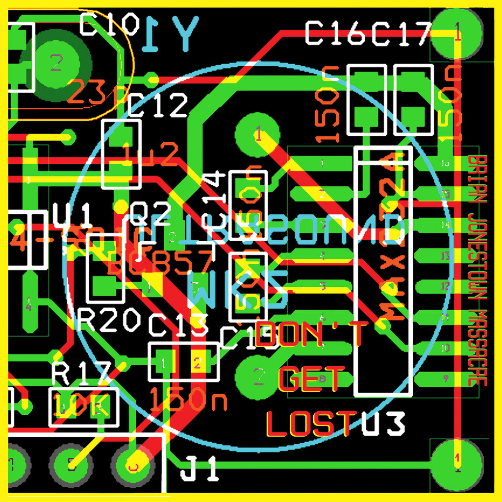 The Brian Jonestown Massacre 'Don't Get Lost' PRE-ORDER - Cargo Records UK - 1