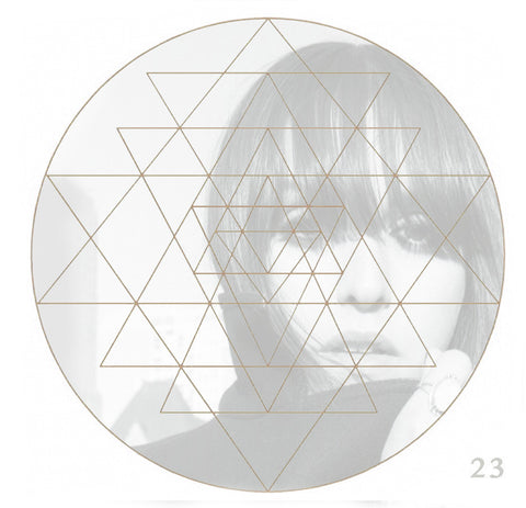 Tess Parks &  Anton Newcombe 'Cocaine Cat' - Cargo Records UK - 1