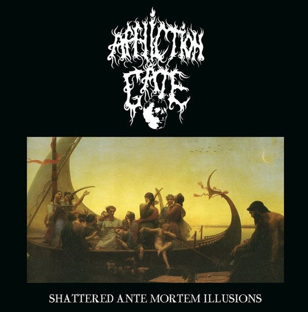 Affliction Gate 'Shattered Ante Mortem Illusions' - Cargo Records UK