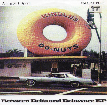 Airport Girl 'Between Delta & Delaware EP'