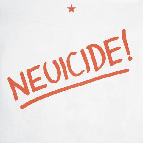 Al Lover 'Neuicide!' - Cargo Records UK