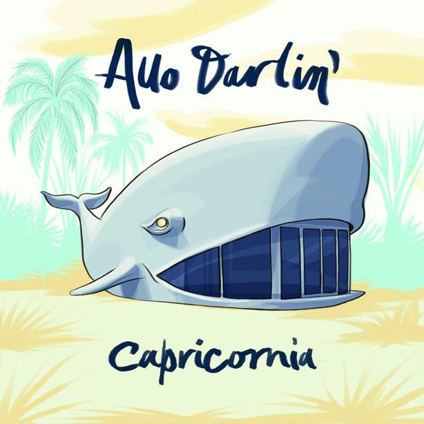 Allo Darlin 'Capricornia' - Cargo Records UK - 1
