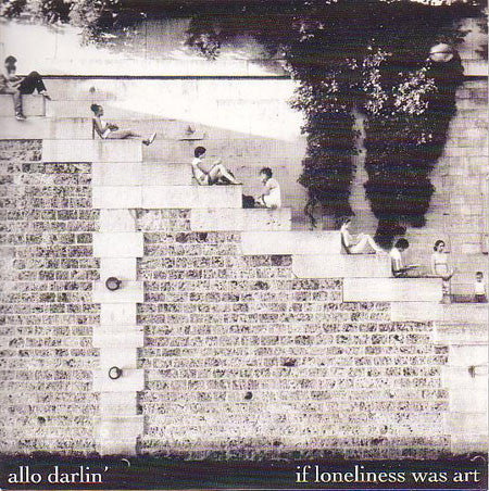 Allo Darlin 'If Lonliness Was Art' - Cargo Records UK
