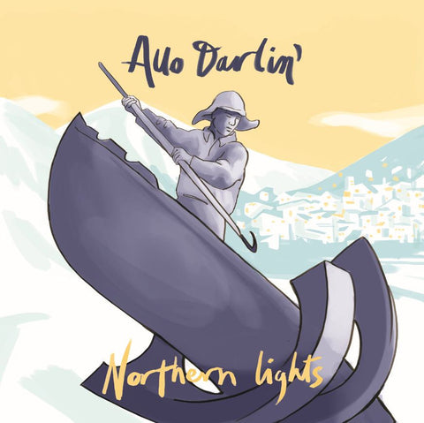 Allo Darlin 'Northern Lights' - Cargo Records UK - 1