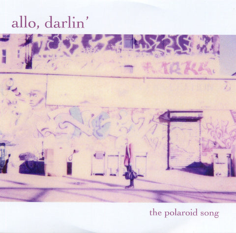 Allo Darlin 'Polaroid Song / Will You Please' - Cargo Records UK