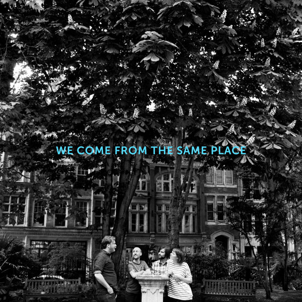 Allo Darlin 'We Come From The Same Place' - Cargo Records UK - 1