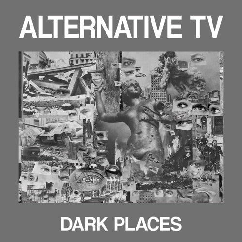 Alternative TV 'Dark Places E.P.' Vinyl 12