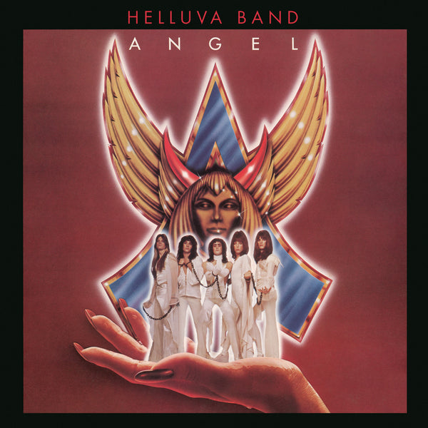 Angel 'Helluva Band' - Cargo Records UK