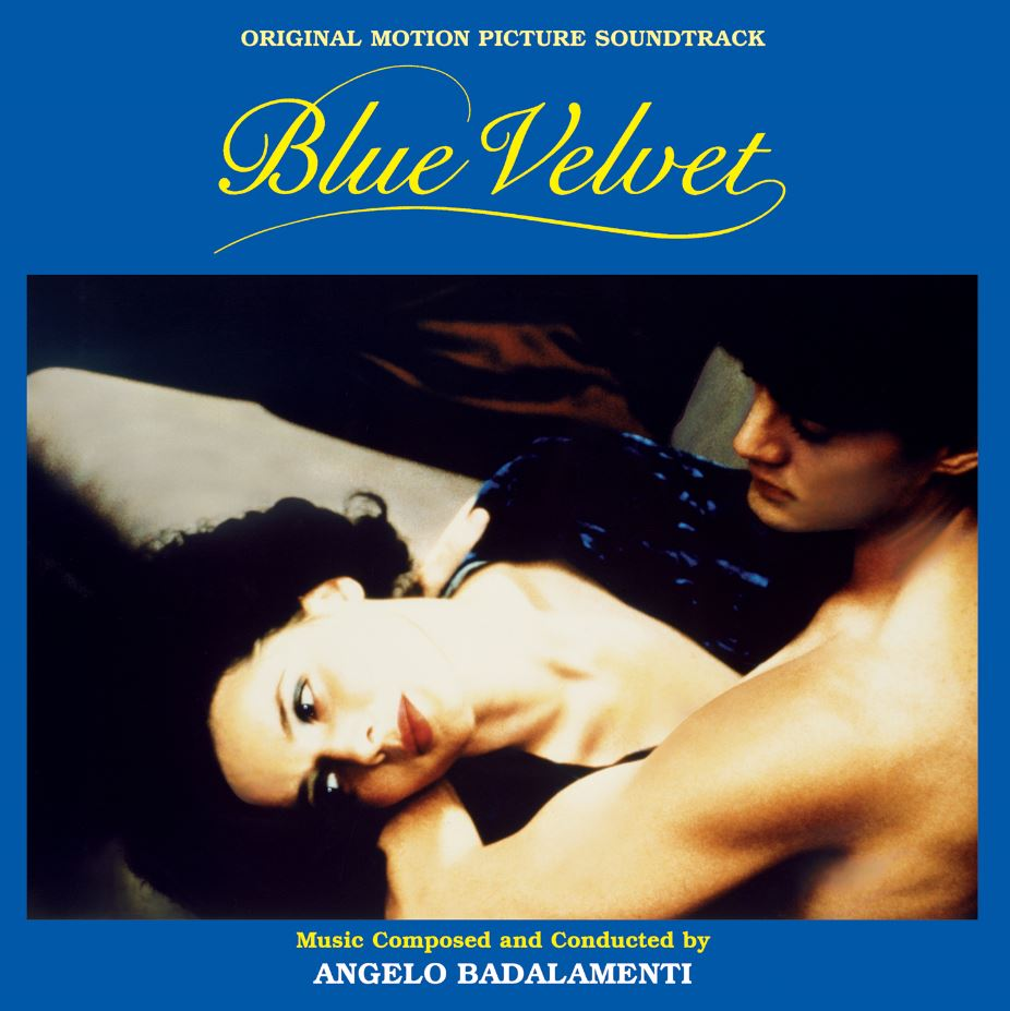 Angelo Badalamenti 'Blue Velvet' - Cargo Records UK