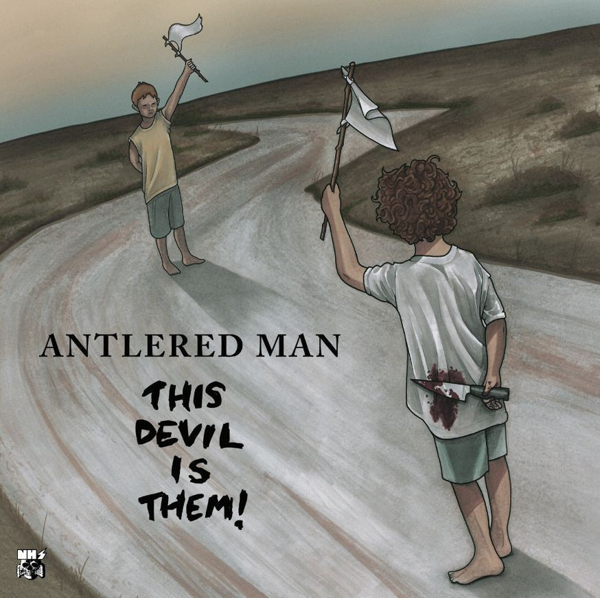 Antlered Man 'This Devil Is Them' - Cargo Records UK
