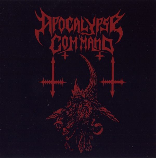 Apocalypse Command 'Abyss Fiend Of Darkness' - Cargo Records UK
