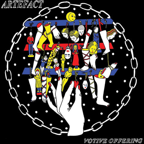 Artefact 'Votive Offering' - Cargo Records UK