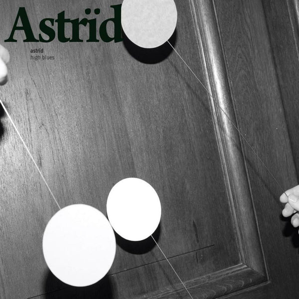 Astrid 'High Blues' - Cargo Records UK