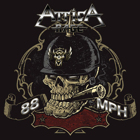 Attica Rage '88MPH' - Cargo Records UK