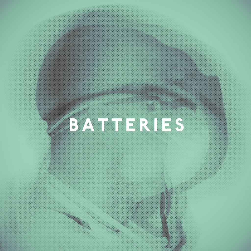 Batteries 'Batteries' - Cargo Records UK - 1
