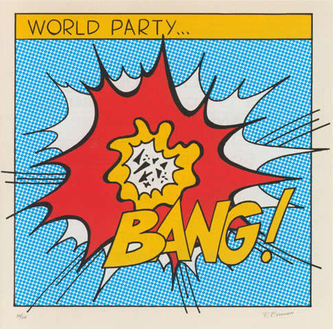 World Party ‎'Bang!' - Cargo Records UK
