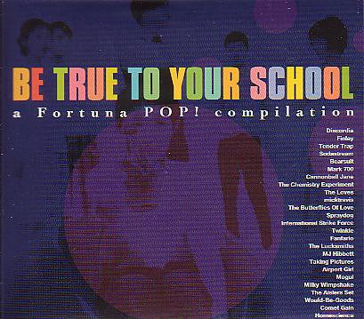 Various Artists 'Be True To Your School' - Cargo Records UK