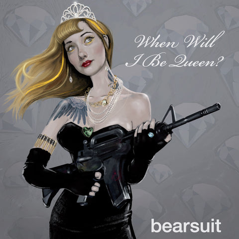 Bearsuit 'When Will I Be Queen?' - Cargo Records UK