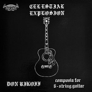 Don Bikoff 'Celestial Explosion' - Cargo Records UK