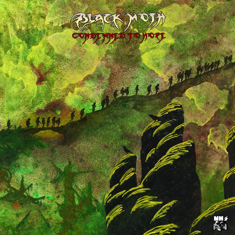 Black Moth 'Condemned to Hope' - Cargo Records UK - 1
