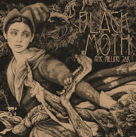 Black Moth 'The Killing Jar' - Cargo Records UK - 1