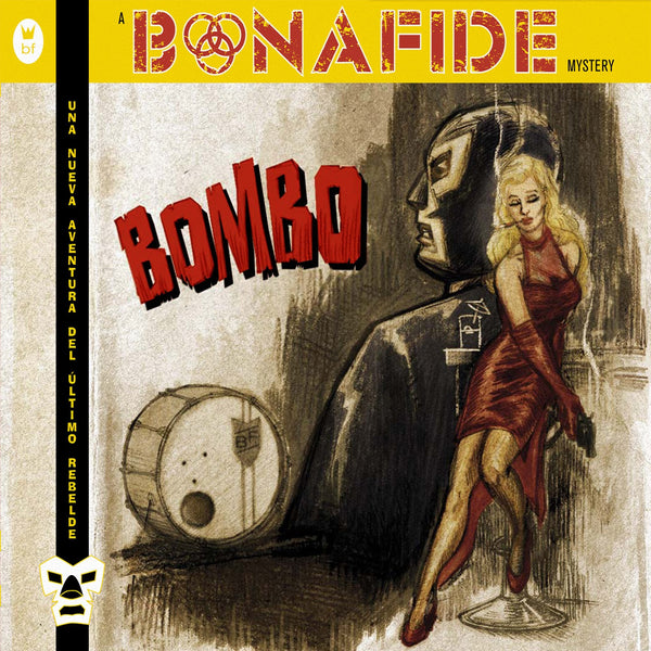 Bonafide 'Bombo' - Cargo Records UK
