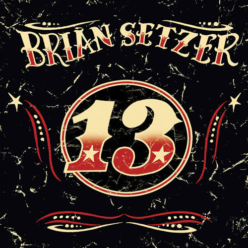 Brian Setzer '13' - Cargo Records UK