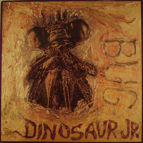 Dinosaur Jr. 'Bug' - Cargo Records UK