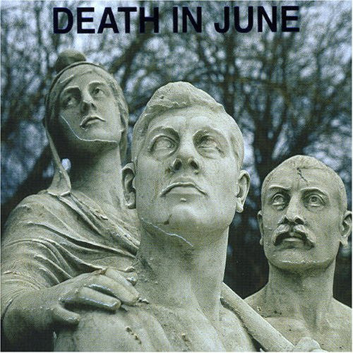 Death In June 'Burial' - Cargo Records UK