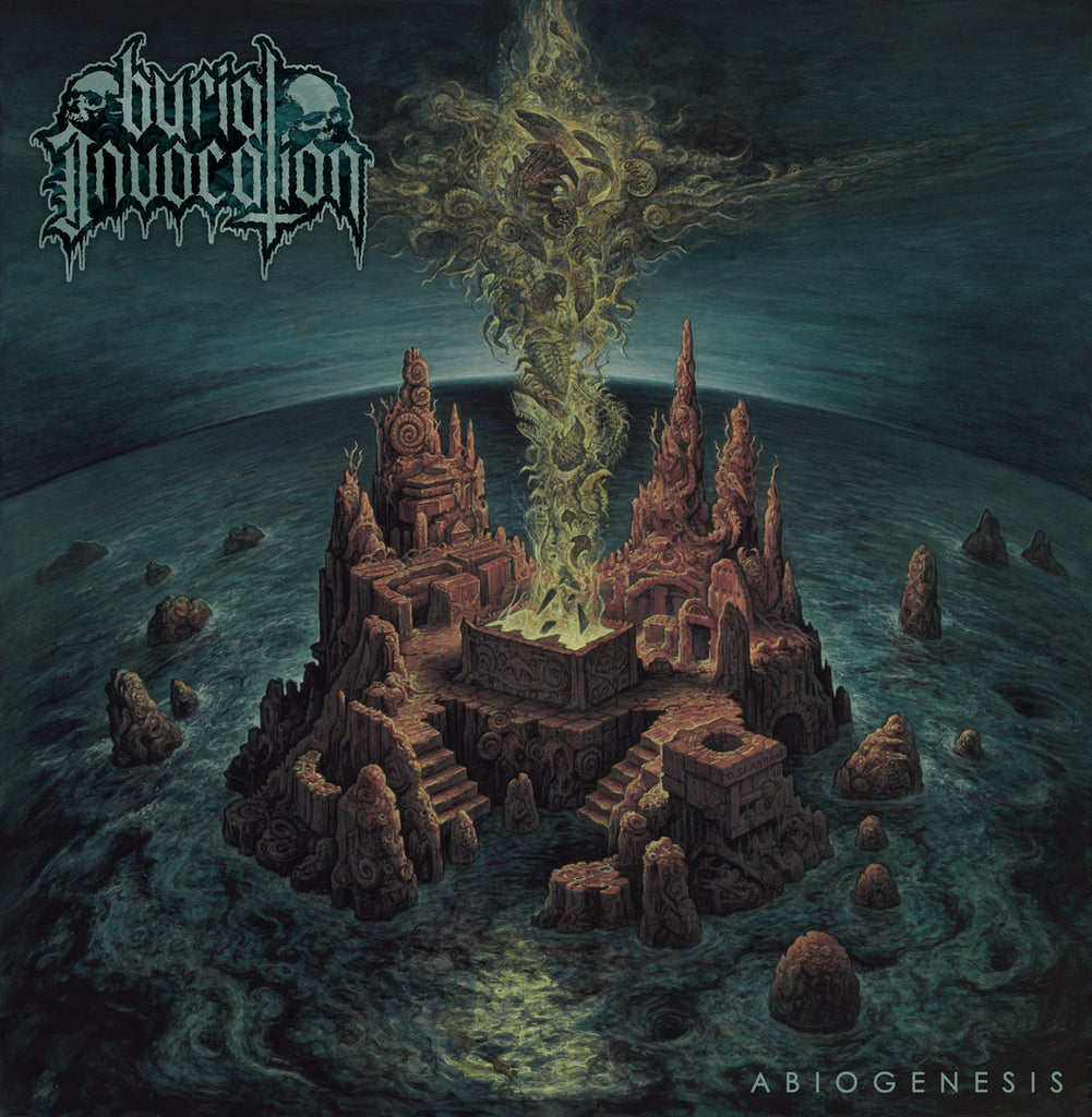 Burial Invocation 'Abiogenesis' Vinyl LP