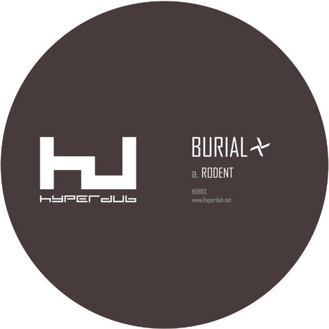 Burial 'Rodent' - Cargo Records UK