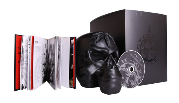 Cypress Hill 'Cypress Hill: 25th Anniversary Skull' - Cargo Records UK